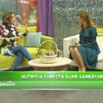 Foto: De vorbă cu Galina Tomaș: Despre alimentația sănătoasă și detoxifierea după sărbători
