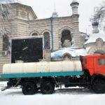 Foto: Apă-Canal Chișinău: 70 tone de apă vor fi livrate bisericilor din capitală pentru pregătirea aghezmei
