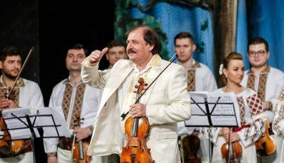La mulţi ani, Nicolae Botgros! Maestrul viorii își sărbătorește astăzi ziua de naștere
