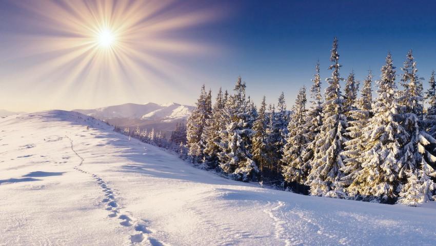 Foto: Valul de ninsori a trecut! Vremea se încălzește