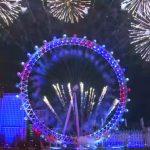Foto: Video! Un mesaj în limba română a fost rostit în timpul focurilor de artificii de la Londra