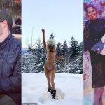 Foto: Cum au petrecut vedetele internaționale de Revelion!