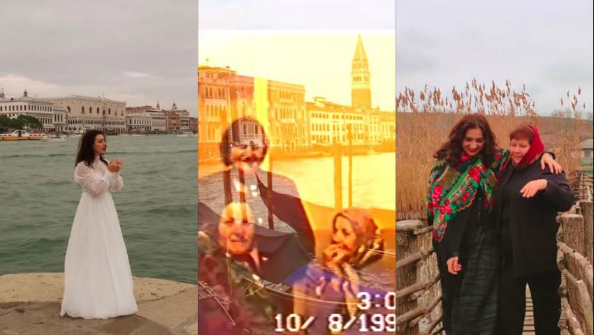 """Foto: Video! Dana Markitan a lansat videoclipul ,,Dorul părintesc"""""""