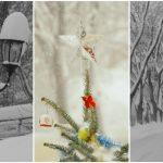 Foto: Chișinăul, în miez de iarnă! Imagini inedite realizate de fotograful Petru Cliofos