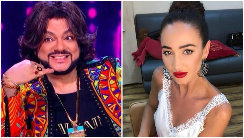 Foto: Filip Kirkorov și Olga Buzova ar putea reprezenta Rusia la concursul Eurovision