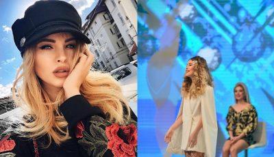 """Valeria Lungu, concurentă la emisiunea ,,Bravo, ai stil""""! Cum o poți susține"""