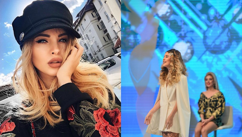 """Foto: Valeria Lungu, concurentă la emisiunea ,,Bravo, ai stil""""! Cum o poți susține"""