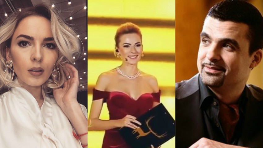Foto: Ilinca Avram și Aurelian Temişan vor prezenta show-urile Eurovision România