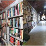 Foto: Gunoierii turci au deschis o bibliotecă cu cărțile aruncate de alții