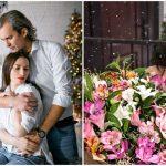 """Foto: Designerul Diana Voevuțki, mesaj plin de iubire dedicat soțului ei: ,,La mulți ani, poetul meu!"""""""