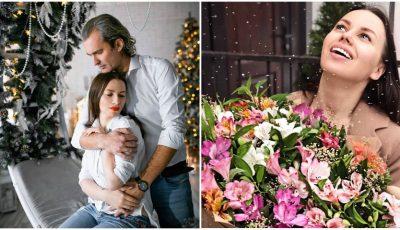 """Designerul Diana Voevuțki, mesaj plin de iubire dedicat soțului ei: ,,La mulți ani, poetul meu!"""""""