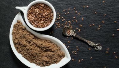 Cum scapi de kilograme în plus cu semințe de in