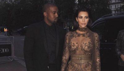 Kim Kardashian și rapperul KanyeWest, vor deveni părinţi pentru a patra oară, cu ajutorul unei mame surogat