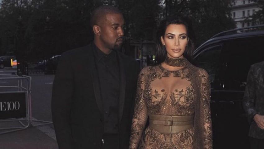 Foto: Kim Kardashian și rapperul KanyeWest, vor deveni părinţi pentru a patra oară, cu ajutorul unei mame surogat