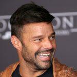 Foto: Ricky Martin a prezentat lumii pe fiica sa, Lucia
