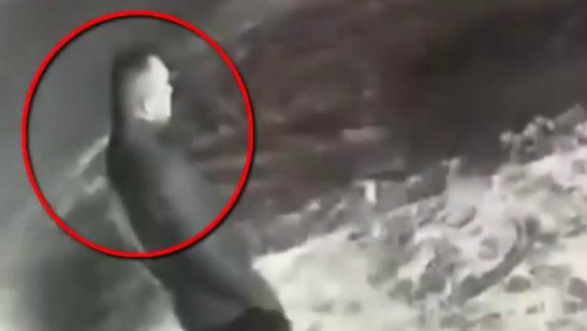 Foto: Acest bărbat este suspectat de răpirea unui automobil de model Renault Grand. Poliția cere ajutor