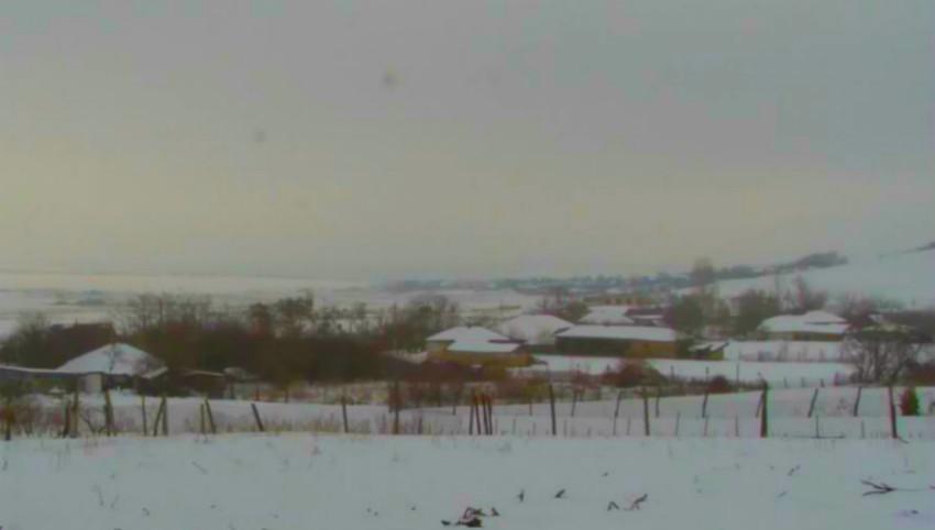Foto: Într-un sat din Moldova au rămas mai puțin de zece locuitori