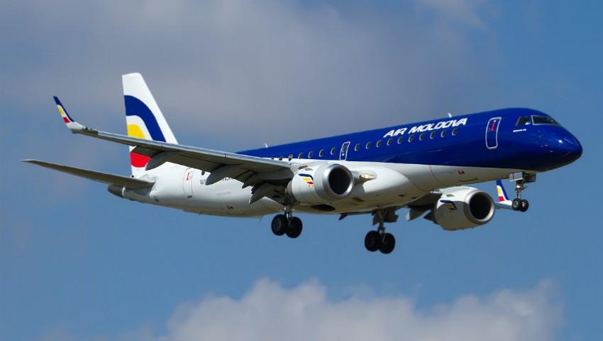 Foto: Air Moldova lansează o nouă cursă din aprilie. Vezi destinația de vis!