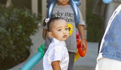 Fiica cea mică a lui Kim Kardashian a împlinit 1 an. Uite ce petrecere a avut!