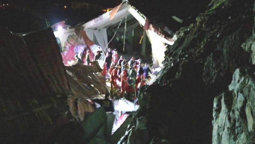 Foto: Tragedie la o nuntă: 15 persoane au murit, 34 au fost rănite