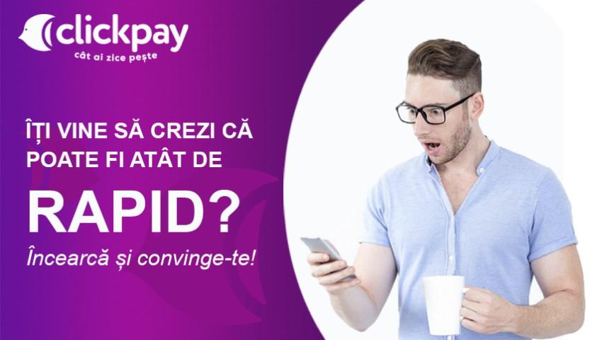 Foto: Clickpay.md – soluții inovative pentru transferurile de bani de la card la card