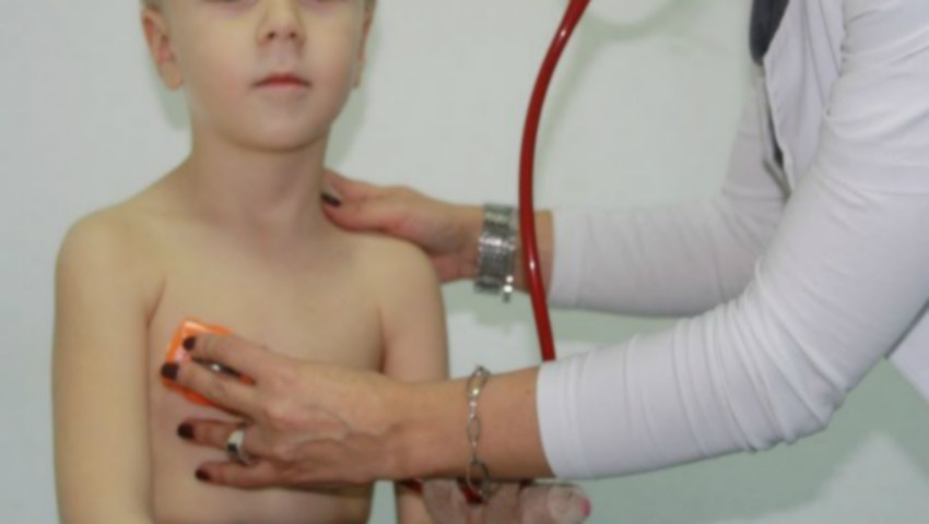 Foto: Un copil de 10 ani s-a întors cu rujeolă din vacanța în Bukovel, Ucraina