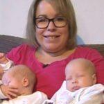 """Foto: O """"eroare sexuală"""" i-a adus tripleți unei femei. Cum au fost concepuți copiii"""