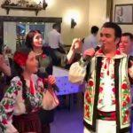 Foto: Duet de familie! Igor Cuciuc cântă împreună cu fiica sa. Video