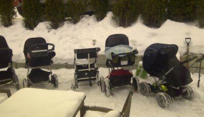 În Suedia, bebelușii sunt scoși afară să doarmă în frig, chiar și la -20 de grade