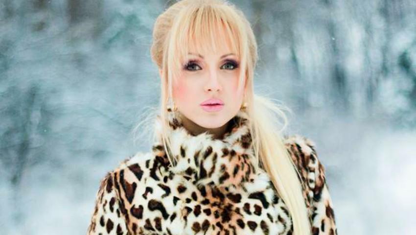 Foto: Kătălina Rusu a lansat o superbă piesă despre dragoste, în miez de iarnă