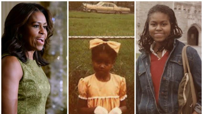 Foto: Michelle Obama, despre drumul de la cel mai sărac cartier din Chicago la Casa Albă