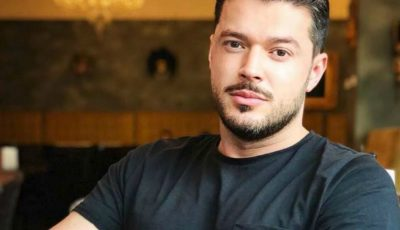 Victor Slav iubeşte din nou! Cine este seducătoarea brunetă