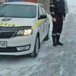 Foto: Un polițist de 24 de ani a fost tamponat mortal pe carosabil