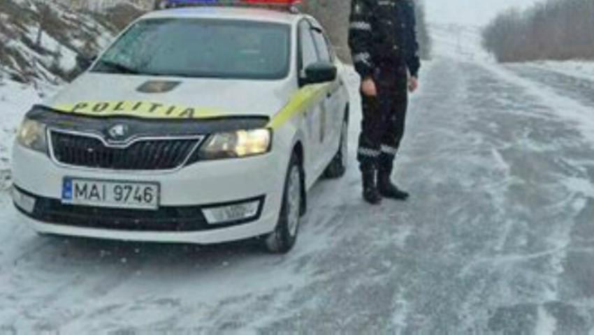Un polițist de 24 de ani a fost tamponat mortal pe carosabil