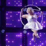 Foto: Dylia Abdulaeva, rusoaica care a uimit juriul de la Românii au Talent! Video