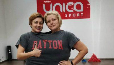 """Un nou reportaj cu """"Miss Unica – 2018""""! Află cum reușește să se mențină în formă"""