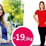 """Foto: A slăbit 20 de kg! Natalia Sajin a dezvăluit """"secretul"""" care a ajutat-o să obțină o siluetă perfectă"""