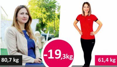 """A slăbit 20 de kg! Natalia Sajin a dezvăluit """"secretul"""" care a ajutat-o să obțină o siluetă perfectă"""