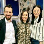 """Foto: Zaharina – motiv de îngrijorare? Despre efectele nocive ale acesteia, dar și ale altor înlocuitori ai zahărului a vorbit Galina Tomaș în cadrul emisiunii """"Prima Ora"""""""