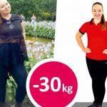 Foto: După ce a slăbit 30 de kg și-a schimbat viața radical