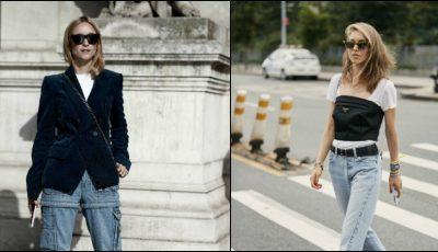 Modele de blugi la modă pentru sezonul primăvară-vară 2019