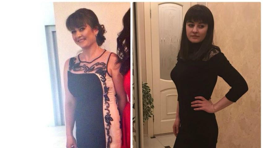 Foto: Timp de trei luni a slăbit 14 kg! Cea care a ambiționat-o a fost chiar fiica ei