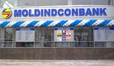 Moldindconbank, una dintre cele mai mari bănci din țară a fost vândută