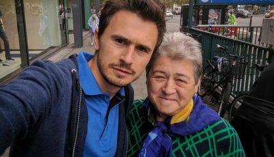 Mărturisiri emoționante. De ce lăcrimează Andrei Bolocan atunci când vorbește despre tatăl său?