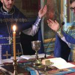 Foto: Preotul Maxim Melinti vorbește despre practicile păgâne la înmormântările creștine