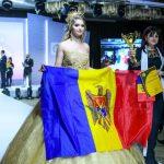 Foto: Video! O moldoveancă a fost desemnată cel mai bun make-up artist din lume