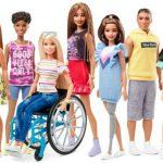 Foto: Noua colecție Barbie va include păpuși în scaun cu rotile sau cu proteză de picior