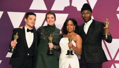 Iată cine sunt marii câştigători ai Premiilor Oscar 2019!