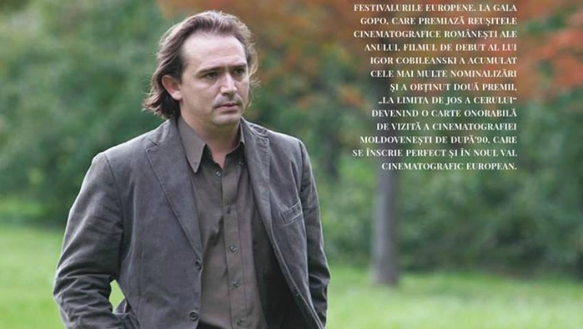 Foto: Regizorul moldovean Igor Cobileanski a fost premiat în Gemania cu 7 premii Grimme