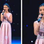 """Foto: Tânăra interpretă Anastasia Barbă va reprezenta țara la Festivalul de muzică ,,Slavianski Bazaar"""", categoria juniori"""